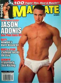 <i>Mandate</i> (magazine) magazine