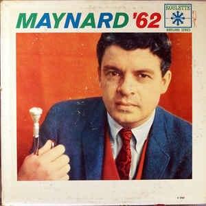 Maynard '62 - Image: Maynard '62