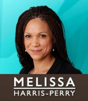 Melissa Harris-Perry (TV series) - Image: Melissa Harris Perry Show logo 2012