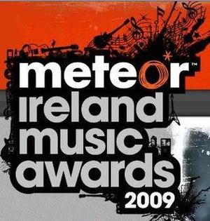 2009 Meteor Awards - Meteor Awards 2009 logo