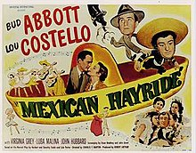 Meksika Hayride (1948) filmposter.jpg