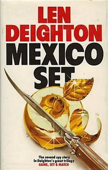Granada paperback edition of Mexico Match
