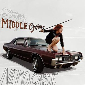 Middle Cyclone - Image: Middle cyclone album cover