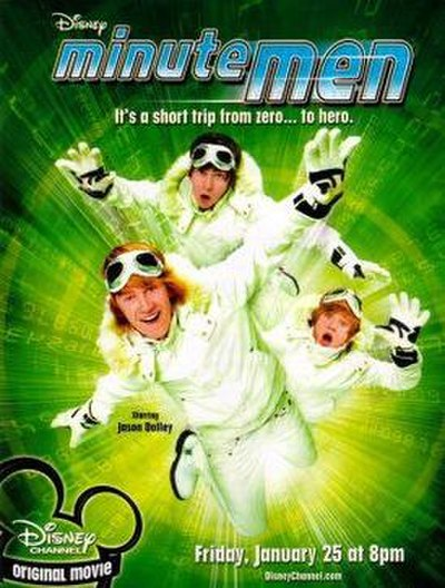 Picture of a movie: Minutemen