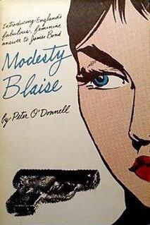 <i>Modesty Blaise</i>