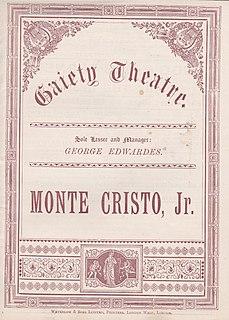 <i>Monte Cristo Jr.</i>