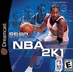 Image result for nba 2k1