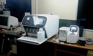 National Institute of Nutrition, Hyderabad - High-throughput sequencing platform - Molecular Biology