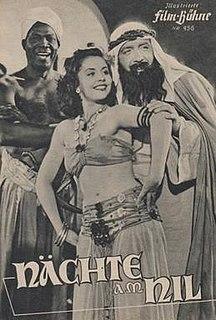 <i>Nights on the Nile</i> 1949 film