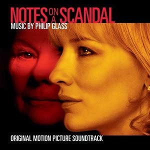 Notes on a Scandal (soundtrack)
