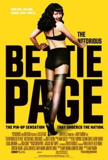 <i>The Notorious Bettie Page</i> 2005 film by Mary Harron