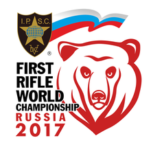Official logo of the 2017 IPSC Rifle World Shoot.png
