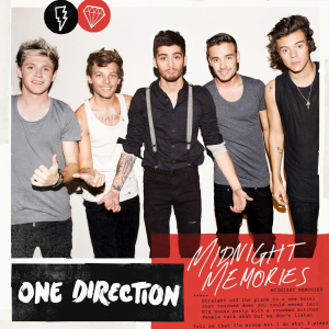 Midnight Memories (song) - Image: One Direction Midnight Memories (Official Single Cover)