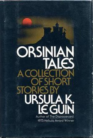 Orsinian Tales - First edition cover