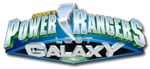 Power Rangers Lost Galaxy - Image: PR Lost Galaxy logo