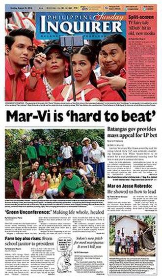 AlDub - Image: Philippine Daily Inquirer 2015 08 16