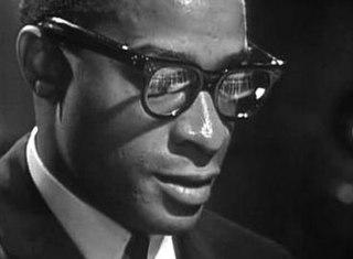 Phineas Newborn Jr. American jazz pianist