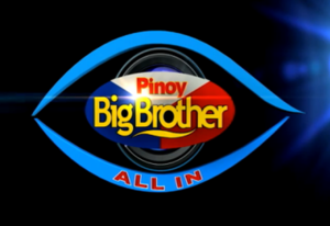 Pinoy Big Brother: All In - Image: Pinoy Big Brother 5 logo