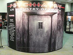 Psychiatry: An Industry of Death - Image: Piod museum entrance
