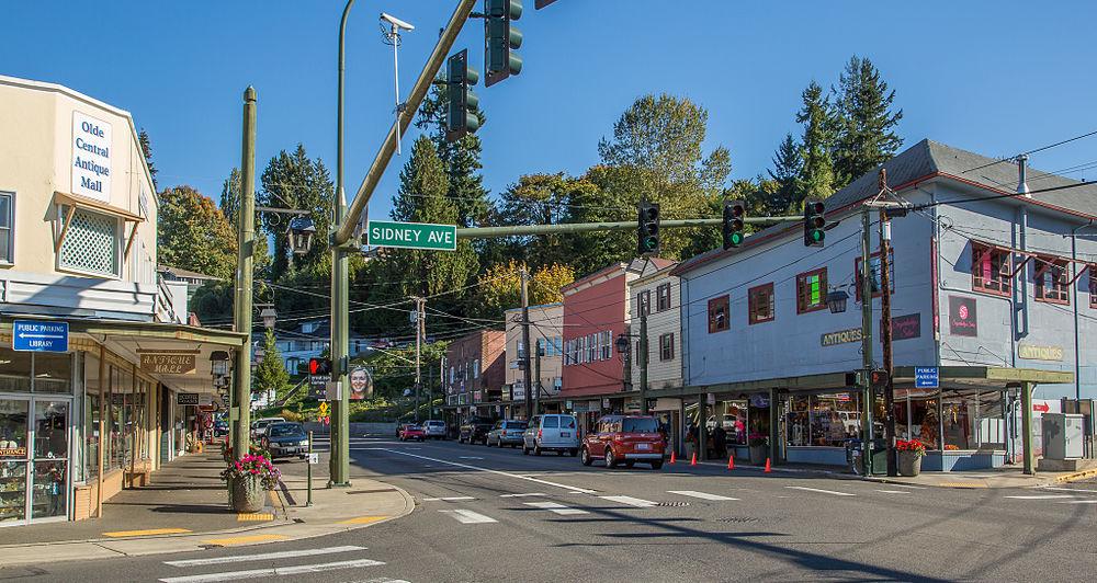 The population density of Port Orchard in Washington is 386.94 people per square kilometer (1001.8 / sq mi)