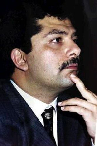 Qusay Hussein - Image: Qusay Hussein