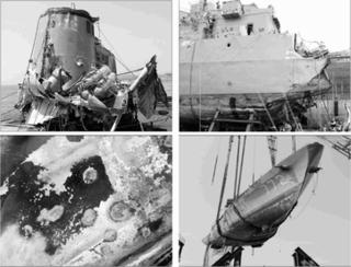 ROKS <i>Cheonan</i> sinking Combat incident between North and South Korea
