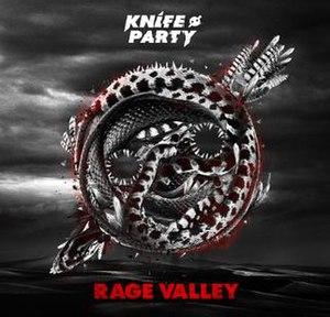 Rage Valley - Image: Rage Valley Album Art