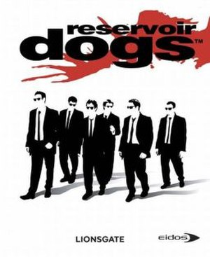 Reservoir Dogs (video game) - Image: Reservoir Dogs Game PS2 Front Cover