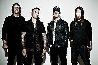 Rev Theory American hard rock band