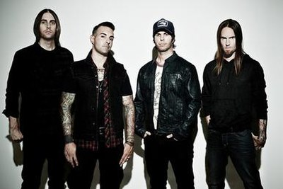 Picture of a band or musician: Rev Theory