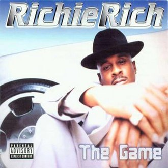 The Game (Richie Rich album) - Image: Richie rich the game