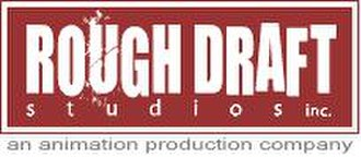 Rough Draft Studios - Image: Rough Draft Studios logo