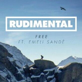Free (Rudimental song) - Image: Rudimental Free