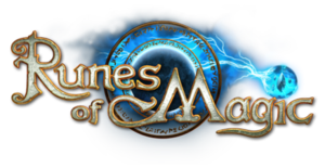 Runes of Magic - Image: Runes of Magic Logo