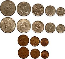 Coins Of The South African Rand Wikipedia