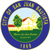 Official seal of San Juan Bautista