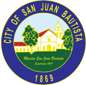 San Juan Bautista, California - Image: San Juan Bautista, California seal