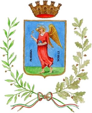 Santarcangelo di Romagna - Image: Santarcangelo di Romagna Stemma