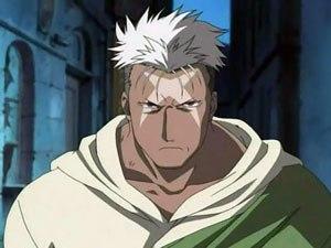 Scar (Fullmetal Alchemist) - Image: Scar (FMA)