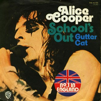 School's Out (song) - Image: School's Out Alice Cooper