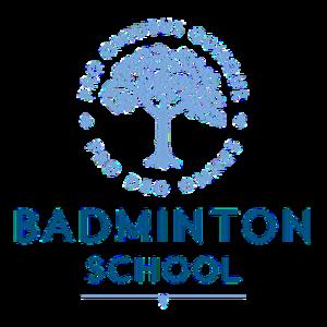 Badminton School - Image: School Logo Blue