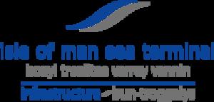 Isle of Man Sea Terminal - Image: Sea terminal logo