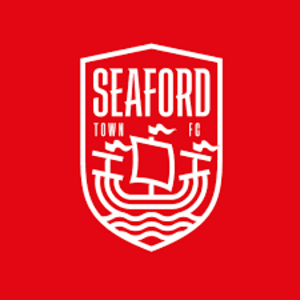 Seaford Town F.C. - Image: Seaford Town F.C. logo