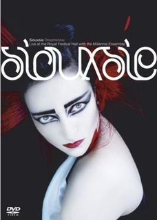<i>Dreamshow</i> 2005 video by Siouxsie
