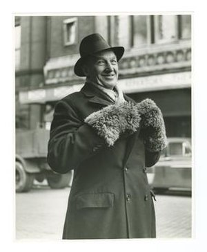 Barry Jackson (director) - Image: Sir Barry Jackson