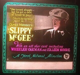 <i>Slippy McGee</i> 1923 film by Wesley Ruggles