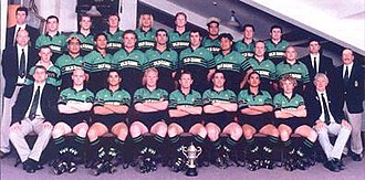 South Canterbury Rugby Football Union - South Canterbury 2001 NPC 3rd Div Champions