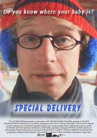 Special Delivery (2000 film) - Film Poster
