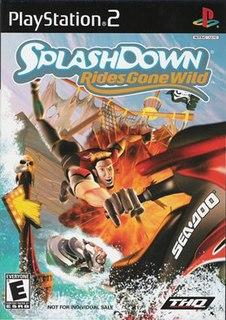 <i>Splashdown: Rides Gone Wild</i>