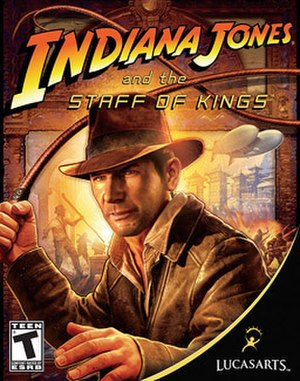 Indiana Jones and the Staff of Kings - Image: Staff of Kings